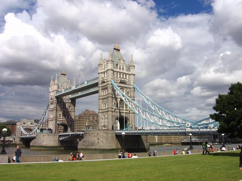 öffnung tower bridge